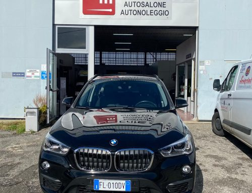 BMW X1 F48 116D