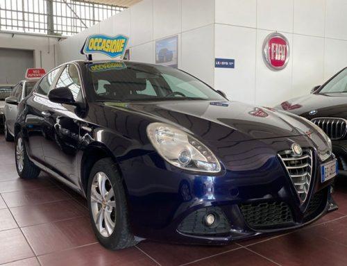 Alfa Giulietta 2.0mJeT