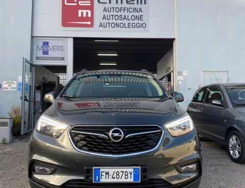 Opel MokkaX 1.6Cdti